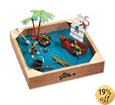My Little Sandbox - Pirates Ahoy! Play Set