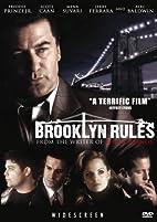 Brooklyn Rules by Michael Corrente