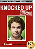 Knocked Up - Unrated (Two-Disc Collector&#39;s Edition): Seth Rogen, Katherine Heigl, Joanna Kerns, Loudon Wainwright III, Harold Ramis, Leslie Mann, Alan Tudyk, Paul Rudd, Jason Segel, Jay Baruchel, 