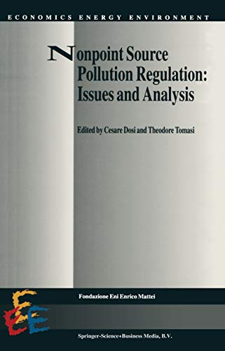 nonpoint-source-pollution-regulation-issues-and-analysis-economics-energy-and-environment