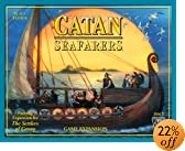 Catan: Seafarers Game Expansion 4th Edition
