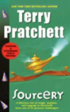 Sourcery (Discworld Book 5) by Terry…