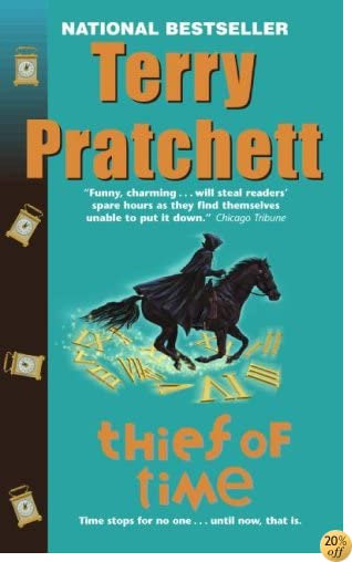 TThief of Time: A Novel of Discworld