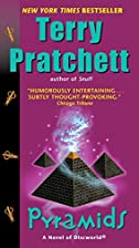 Pyramids (Discworld Book 7) by Terry…