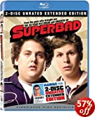 Superbad (2-Disc Unrated Extended Edition) [Blu-ray]: Jonah Hill, Michael Cera, Bill Hader, Seth Rogen, Christopher Mintz-Plasse