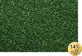 Bachmann Trains Grass Mat Green 50 inches  34 inches