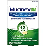 Mucinex Allergy, Mucinex 12hr and Mucinex Sinus Max, $10.99