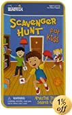 Scavenger Hunt for Kids Travel Tin