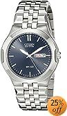 Citizen Men's BM8400-50L Stainless Steel Eco-Drive Watch