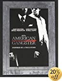 American Gangster 3-Disc Collector's Edition: Denzel Washington, Russell Crowe, Chiwetel Ejiofor, Josh Brolin, Lymari Nadal, Ted Levine, Roger Guenveur Smith, John Hawkes, RZA, Yul Vazquez, Malcol