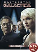 Battlestar Galactica - Season Three: Edward James Olmos, Mary McDonnell, Jamie Bamber, James Callis, Tricia Helfer, Grace Park, Katee Sackhoff, Michael Hogan, Aaron Douglas, Tahmoh Penikett, Alessandr