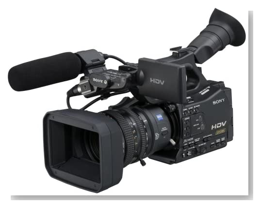 Sony HVR-Z7U HDV Professional Video Camcorder