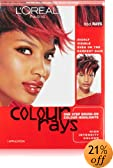 L'Oreal Paris Colour Rays Hair Color, Red Rays