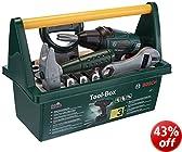 Theo Klein Toy Bosch tool case