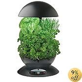 Miracle-Gro AeroGarden 3 Indoor Garden with Gourmet Herb Seed Kit, Black