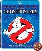 Ghostbusters [Blu-ray]: Bill Murray, Dan Aykroyd, Sigourney Weaver, Harold Ramis, Rick Moranis, Ivan Reitman
