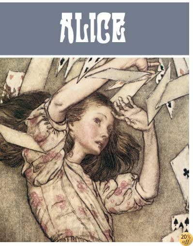 TAlice's Adventures in Wonderland, and Through The Looking-Glass [Illustrated] (Penguin Classics)