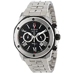 Bulova Men's Marine Star Calendar Watch #98B106