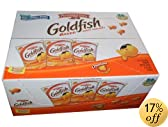 arm Goldfish Baked Snack Crackers 1.5 Ounce Pouches (Pack of 24): Amazon.com