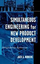 Simultaneous Engineering for New Product…