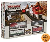 HO Red Rock Express Train Set, SF
