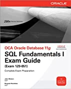 OCA Oracle Database 11g SQL Fundamentals I…