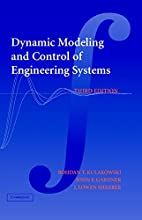 Dynamic Modeling and Control of Engineering…