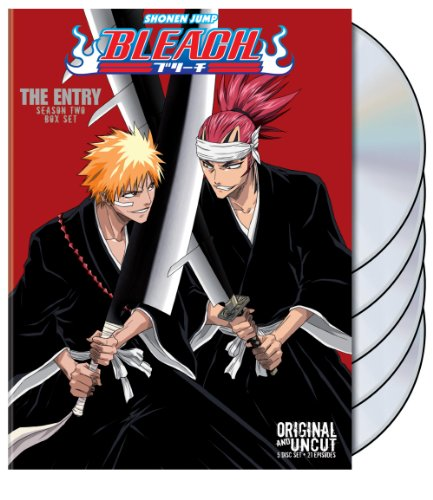 bleach seaon 2
