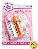 Magic Baby Bottles - 2 Bottles, 1 Milk and 1 Juice