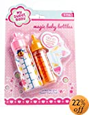 Magic Baby Bottles - 2 Bottles, 1 Milk and 1 Juice