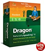 Dragon NaturallySpeaking 10 Standard: Windows