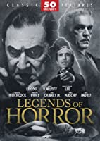 Legends of Horror 50 Movie Pack by Mill…