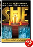 She - In COLOR! Also Includes the Original Black-and-White Version which has been Beautifully Restored and Enhanced!