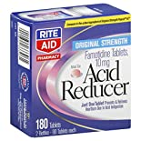 Select Rite Aid Brand Value Size Stomach Relief Products, 50% off