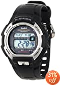 Casio Men's GWM850-1CR Atomic Solar G Shock Watch