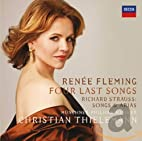 Strauss: Four Last Songs by Richard Strauss