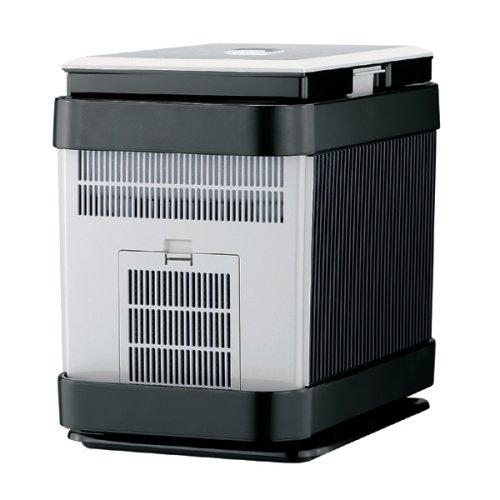 TWINBIRD 電子適温ボックス フリースタイルサーモキーパー ブラック HR-D204B