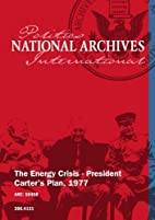 The Energy Crisis - President Carter's Plan,…