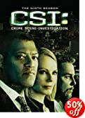 C.S.I. Crime Scene Investigation: The Complete Ninth Season: Marg Helgenberger, George Eads, Paul Guilfoyle, Eric Szmanda, Robert David Hall, William Petersen, Jorja Fox