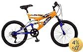 Pacific Tuscon Boy's Dual-Suspension Mountain Bike (20-Inch Wheels)