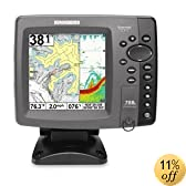 Humminbird 788ci 5-Inch Waterproof Marine GPS and Chartplotter with Sounder