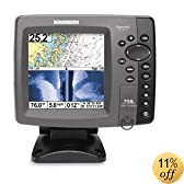 Humminbird 798ci SI Combo 5-Inch Waterproof Marine GPS and Chartplotter with Sounder