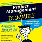 Project Management for Dummies: Second…