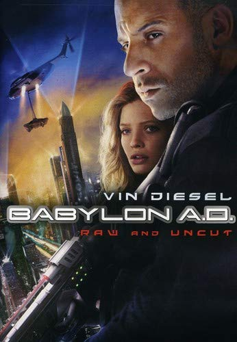 Babylon A.D. (2008) 1080p.BluRay-4P2P Lektor PL