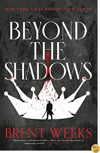 TBeyond the Shadows (Night Angel Book 3)