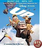 Up (Four-Disc Blu-ray/DVD Combo + BD Live) [Blu-ray]: Edward Asner, Jordan Nagai, John Ratzenberger, Christopher Plummer, Bob Peterson, Delroy Lindo, Jerome Ranft, David Kaye, Elie Docter, Jeremy Lear