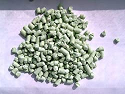 おからの猫砂グリーン7L 粒の形状