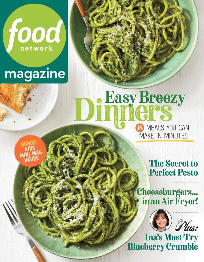 food network magazine. Food Network Magazine (1-year)