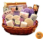 Luxurious Tropical Spa and Gourmet Gift Basket - Organic Stores