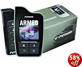 Python 592 Responder HD Color SuperCode SST 2-Way Security and Remote Start System
